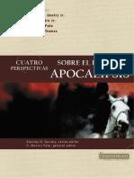 Cuatro Perspectivas sobre el Libro de Apocalipsis- Serie Contrapunto