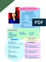 CV dari Pagemaker