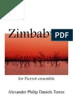 Zimbabwe (Score)