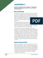 Market Researcher Sample