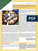 HOJA N° 25 - DOMINGO VI DE PASCUA