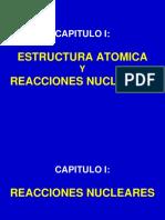 REACCIONES NUCLEARES- 2016-2