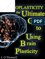 O'DONNELL, Neuroplasticity the Ultimate Guide to Using Brain Plasticity