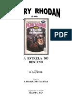 P-100 - A Estrela Do Destino - K. H. Scheer