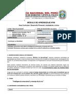 DESARROLLO PERSONAL CIUDADANIA Y CIVICA 8