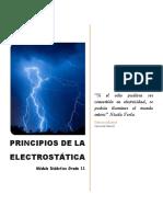 GUIA ELECTROSTÁTICA