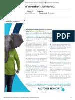 Actividad de puntos evaluables - Escenario 2