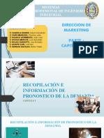 DIRECCION DE MARKETING CAP 3 Y 4