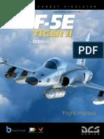 DCS F-5Е-3 Flight Manual_ESP