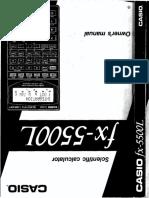 FX-5500L3