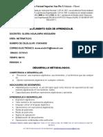 GRADO 8. GUIAS II ACTUALIZADA