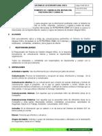 Procedimiento Comunicacion participacion y consulta