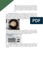 DOCUMENTO Y CLASES DE DOC