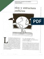 Dinámica y estructura de los conflictos ok