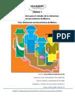 Estructura Socioeconomica de México.docx