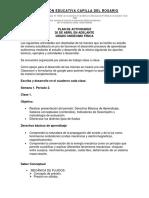 UNDÉCIMO FÍSICA ACTIVIDADES 20 DE ABRIL
