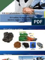 Presentación Procesos del Carbón