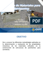 Mecánica de Materiales para Pavimentos