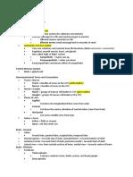 Psychology Semester Notes