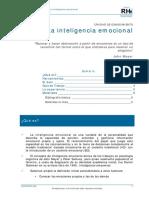 inteligencia emoccional y test.pdf
