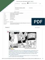INTRODUÇÃO À EDUCAÇÃO A DISTÂNCIA Teste QUESTIONÁRIO UNIDADE I