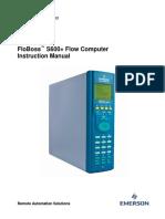 D301150X412 - FloBoss S600+ Instruction Manual.pdf