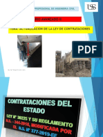1.- NUEVA LEY DE CONTRATACIONES DEL ESTADO
