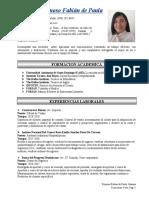 Hoja de vida Johanna Reynoso actualizado 2020