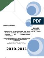 3º Guia de TP - Plasmando en La Realidad Del Aula de F.P
