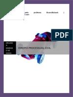 Caderno de Direito Processual Civil