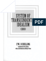 System of Transcendental Idealism