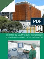 UEB Procesos de inventario y custodia de equipos (Trazabilidad)