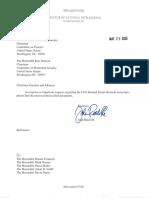 DNI Ratcliffe Releases Flynn-Kislyak Transcripts
