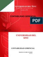 DIAPOSITIVAS INTRODUCCIÓN AL MÓDULO CONTABILIDAD GERENCIAL
