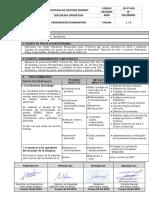 3.OP-PT-003-PERFORACION DIAMANTINA v.01