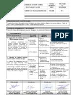 9.OP-PT-009-ABASTECIMIENTO DE AGUA CON CISTERNA