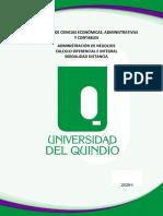 CALCULO DIFERENCIAL E INTEGRAL