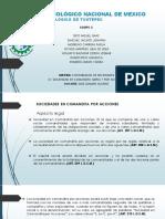 SCA SOCIEDAD EN COMANDITA POR ACCIONES