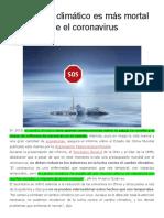 El cambio climático es más mortal que el coronavirus.pdf