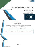L'environnement bancaire marocain