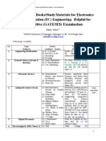 EC Engg. and Exam Preparation Guide