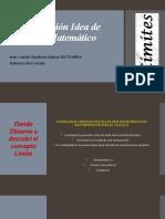 Presentación Idea de Limite Matemático.pptx