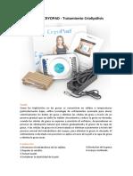 Manual CryoPad