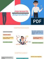 Presentación empresario-emprendedor
