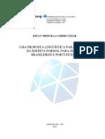 Uma proposta linguística para o ensino da escrita formal para surdos_kelly_priscilla_lóddo_cezar