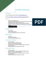 Stratis Wallet-Instructions v2.0.0