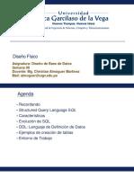 DBD - Clase 11 Diseño Fisico.pdf