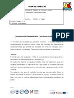 FT2 - UFCD 4647 - Coorenação de Equipas - Correção