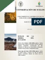 PRES. CONSERVACION