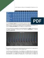 Razones financieras VITRO 2018 2019